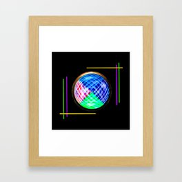 Abstract in perfection 10 Framed Art Print