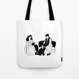 GERTIE Tote Bag