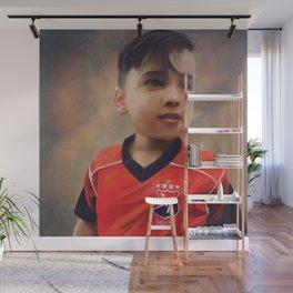 Emiliano Wall Mural