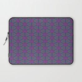 Purple Beads Laptop Sleeve