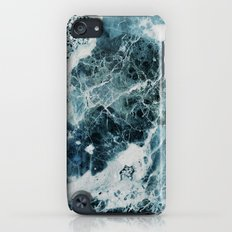 Blue Sea Marble iPod touch Slim Case