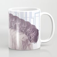 dmmd Mugs featuring Many by nevermindd