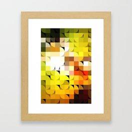 Tessal8td Framed Art Print