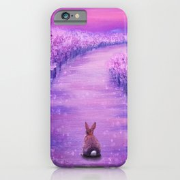 Looking Back On The Journey iPhone Case