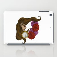 gypsy iPad Cases featuring Gypsy by Rene Robinson