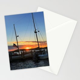 A Brilliant Ending Stationery Cards