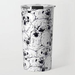 Pugttern Travel Mug