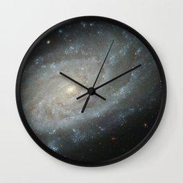 Spiral Galaxy, NGC 3370 Wall Clock