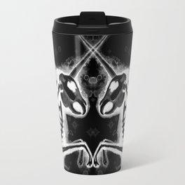 Unicorn Bunny - inverted Travel Mug