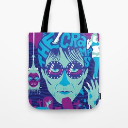 THE ROOTS OF HORROR ROCK :: THE CRAMPS Tote Bag