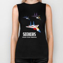 Seekers Biker Tank