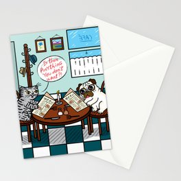 Is There Anything You Don't Want Stationery Cards