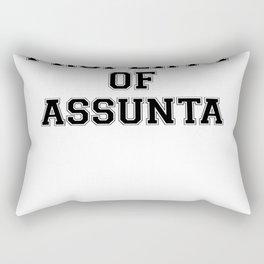 Property of ASSUNTA Rectangular Pillow