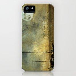 A ship 2 iPhone Case