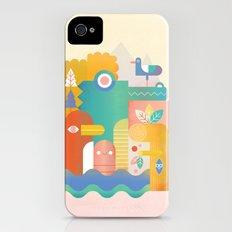 Croc Slim Case iPhone (4, 4s)