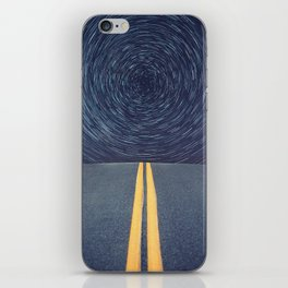 Road to the North iPhone Skin