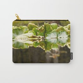 Lily Pad Photography Print Carry-All Pouch