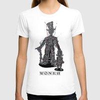 willy wonka T-shirts featuring WOnkA by Nicholas Price