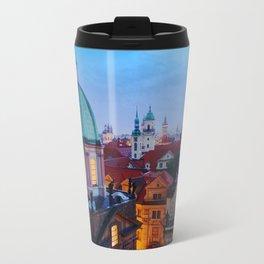 The City of a Hundred Spires Travel Mug