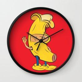 Banana Arnold Wall Clock
