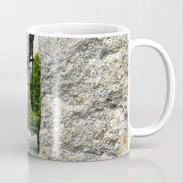 The side of optimism Coffee Mug
