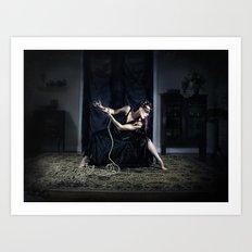 The Bondage We Choose Art Print