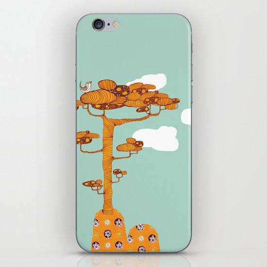 Trees. iPhone Skin