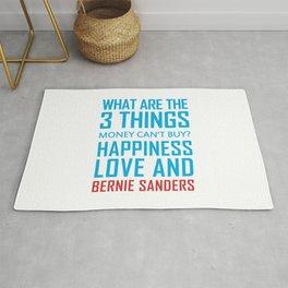 Bernie Sanders 2020 Slogan Rug