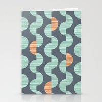 chelsea Stationery Cards featuring Chelsea by Heather Dutton
