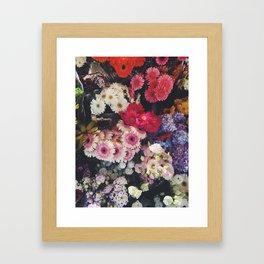 Lisbon Flowers Framed Art Print