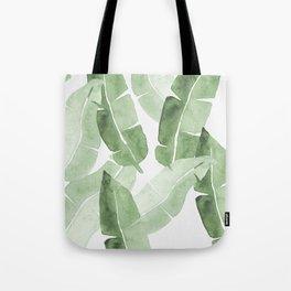 Tropical Leaves 2 Tote Bag