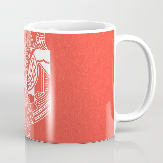 Creativity Is King Mug