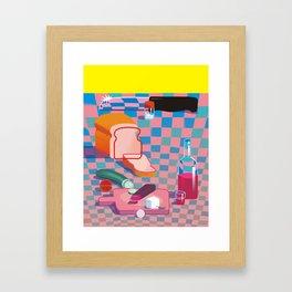 Great Humble Banquet Framed Art Print