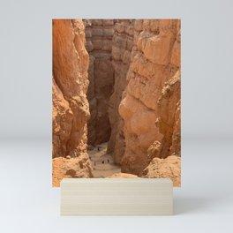 Bryce Canyon Mini Art Print