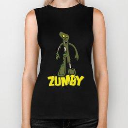 Zumby Biker Tank