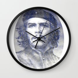 Che Guevara Dollar Wall Clock