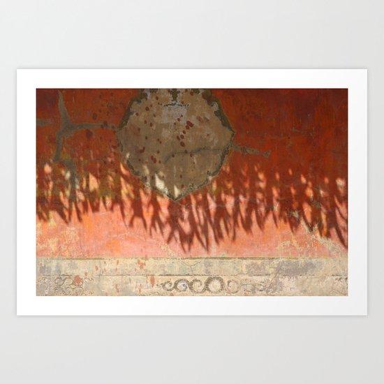 Tashilhunpo Monastery Art Print