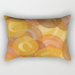 Autumn Swirls Rectangular Pillow