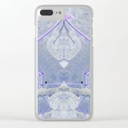 Welcome Clear iPhone Case