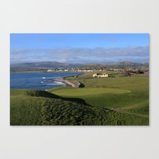 Out Of The Dunes Canvas Print