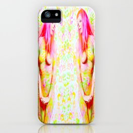 Music is the Answer iPhone Case