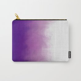 Ultraviolet Splash Carry-All Pouch
