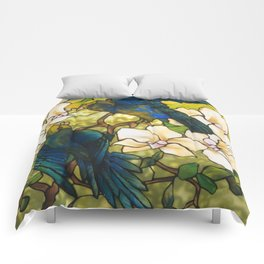 Louis Comfort Tiffany - Decorative stained glass 3. Comforters
