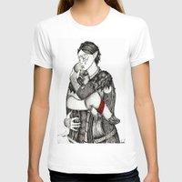 best friends T-shirts featuring Best friends by Anca Chelaru