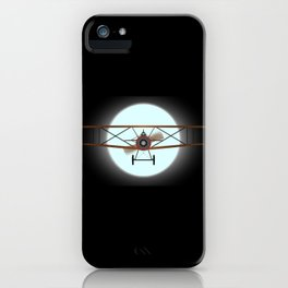 Flying by Night iPhone Case