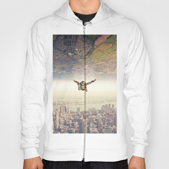 Diving to the Parallel Worlds Hoody