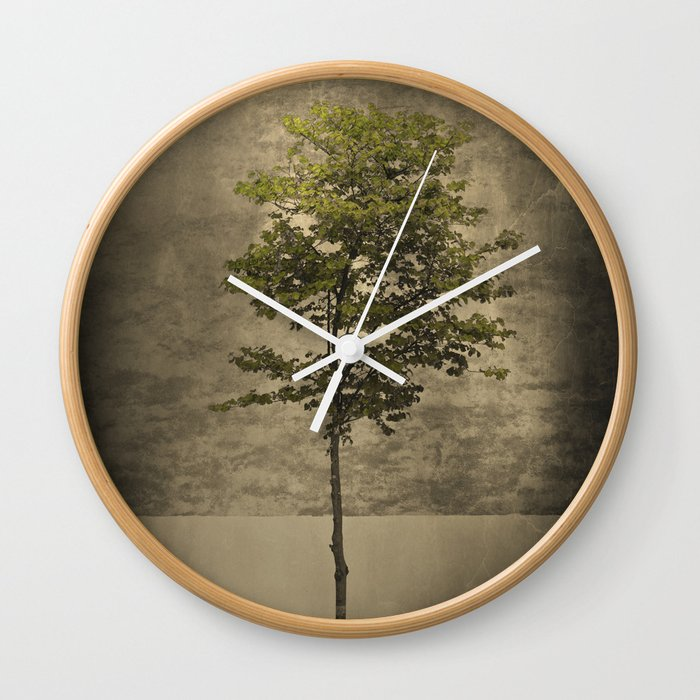 Once Upon a Tree Wall Clock