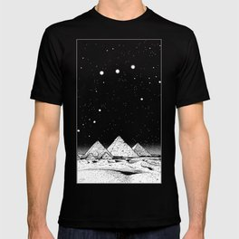 The Pyramids of Giza T-shirt