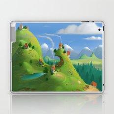 Mountain Village Laptop & iPad Skin