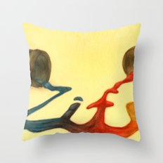 Life Changes Throw Pillow